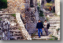 Dec 1998 ... castle near Sparti, Greece