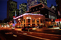 /images/133/1998-09-minneapolis-night.jpg - 00147: Minneapolis at night … Sept 1998 -- Minneapolis, Minnesota
