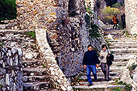/images/133/1998-12-greece-castle3.jpg - 00194: Castle near Sparti … Dec 1998 -- Sparti, Greece