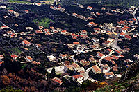 /images/133/1998-12-sparti-castle-view.jpg - #00213: view of Sparti from castle … Dec 1998 -- Sparti, Greece
