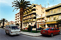 /images/133/1998-12-sparti-street5.jpg - #00231: red car parked … images of Sparti … Dec 1998 -- Sparti, Greece