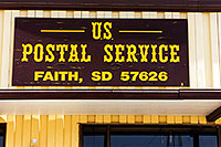 /images/133/1999-04-sd-faith-postoffice.jpg - #00320: US mail Post office in Faith, South Dakota … Christina moving Chicago-Phoenix … April 1999 -- Faith, South Dakota