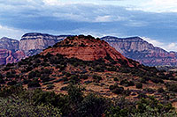 /images/133/2000-05-sedona-syca-view.jpg - #00493: Dogie Trail in Sycamore canyon … May 2000 -- Sycamore Canyon, Sedona, Arizona