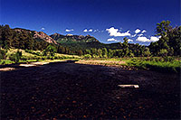/images/133/2000-07-wolfcreek-river1.jpg - #00521: near Wolf Creek Pass … July 2000 -- Wolf Creek Pass, Colorado