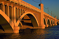 /images/133/2000-08-tempe-bridge.jpg - #00616: bridge in Tempe  … August 2000 -- Tempe Town Lake, Tempe, Arizona