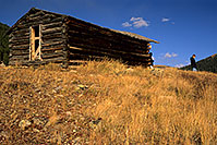 /images/133/2000-09-colo-indep-town.jpg - #00649: Ghost town of Independence … Sept 2000 -- Independence Pass, Colorado