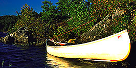 /images/133/2000-09-tema-island-canoe-first-w.jpg - #00678: afternoon at Lake Temagami … Sept 2000 -- Lake Temagami, Temagami, Ontario.Canada