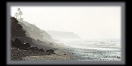 /images/133/2001-03-cali-foggy-coast-w.jpg - #00761: Foggy California morning … March 2001 -- South Carlsbad, California