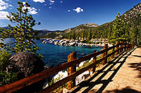 /images/133/2001-07-cali-tahoe-beautiful.jpg - #00811: Afternoon at Lake Tahoe ?~@? July 2001 -- Lake Tahoe, California