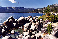 /images/133/2001-07-cali-tahoe-lake.jpg - #00813: Lake Tahoe … July 2001 -- Lake Tahoe, California