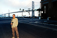 /images/133/2001-07-martin-sf-bridge.jpg - #00842: Martin in San Francisco … July 2001 -- San Francisco, California