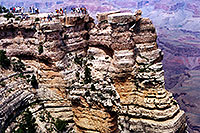 /images/133/2001-08-grand-cliff-people.jpg - 00872: top of Grand Canyon south rim … August 2001 -- Mather Point, Grand Canyon, Arizona