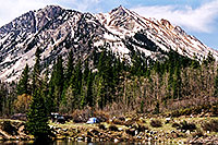 /images/133/2002-06-colo-castle-creek2.jpg - #00940: camping by Castle Creek Road … June 2002 -- Castle Creek Road, Aspen, Colorado