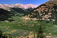 /images/133/2002-06-independence-view1.jpg - #00945: view from Independence Pass towards Aspen … June 2002 -- Independence Pass, Colorado