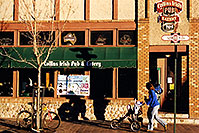 /images/133/2003-01-flagstaff-baby-carriage.jpg - #01117: Flagstaff … Jan 2003 -- Flagstaff, Arizona