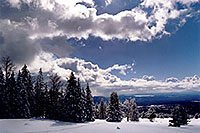 /images/133/2003-03-snowbowl-down3.jpg - #01175: Snowbowl ski area … March 2003 -- Snowbowl, Arizona