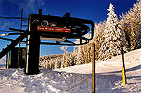 /images/133/2003-03-snowbowl-lift.jpg - #01181: Snowbowl ski area … March 2003 -- Snowbowl, Arizona