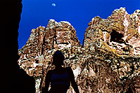 /images/133/2003-05-jennie-fish-creek1.jpg - #01196: Jennie in Superstitions … May 2003 -- Superstitions, Arizona