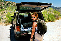 /images/133/2003-07-michelle-superstiti.jpg - #01261: Michelle in Superstitions … July 2003 -- Superstitions, Arizona
