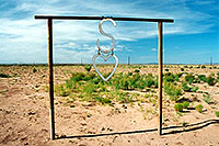 /images/133/2003-08-11-morning-s-heart.jpg - #01275: S and heart sign … in Arizona, near New Mexico … August 2003 -- Arizona