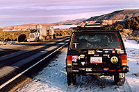 /images/133/2003-12-jeep-moab-morning-l.jpg - #01393: Morning in Moab … before moving Phoenix to Denver … Dec 2003 -- Moab, Utah