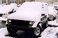 /images/133/2004-02-cherokee-rosemont-snow.jpg - #01411: my Jeep Cherokee in Lone Tree … Feb 2004 -- Remington, Lone Tree, Colorado