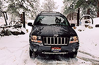 /images/133/2004-04-jeep-house-entrance.jpg - 01432: my new Jeep near Golden … April 2004 -- Golden, Colorado