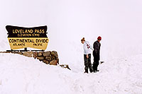 /images/133/2004-04-loveland-couple.jpg - #01446: views of Loveland Pass … April 2004 -- Loveland Pass, Colorado