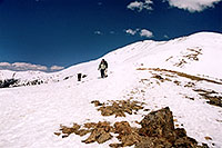 /images/133/2004-04-loveland-sunny2.jpg - #01463: views of Loveland Pass … April 2004 -- Loveland Pass, Colorado