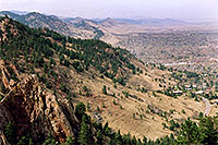 /images/133/2004-05-buffalo-bill-view3.jpg - #01486: View from Buffalo Bill grave … May 2004 … Golden, Colorado -- Golden, Colorado