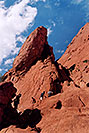 /images/133/2004-05-gardgods-climbers5-v.jpg - #01495: Red Rocks in Garden of the Gods … May 2004 -- Garden of the Gods, Colorado Springs, Colorado