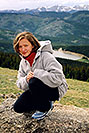 /images/133/2004-06-mt-evans-aneta1-v.jpg - #01531: Aneta … June 2004 … Mt Evans, Colorado -- Mt Evans, Colorado