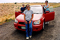 /images/133/2004-07-colo-3-car.jpg - 01664: Aneta, Ola & Ewka with Aneta