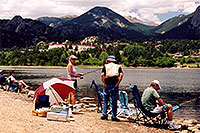 /images/133/2004-07-estes-fishing2.jpg - #01648: fishing at Estes Lake … July 2004 -- Estes Park, Colorado