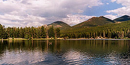 /images/133/2004-07-rocky-lake-w.jpg - #01787: images of Rocky Mountain National Park … July 2004 -- Sprague Lake, Rocky Mountain National Park, Colorado