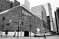 /images/133/2004-08-denver-downtown-bw1.jpg - #01822: downtown Denver … August 2004 -- Denver, Colorado