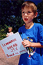 /images/133/2004-08-lemonade-trent2.jpg - #01911: Lemonade in Greenwood Village … August 2004 -- Greenwood Village, Colorado
