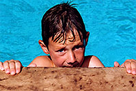 /images/133/2004-08-pool-trent.jpg - #01975: Trent in the pool … August 2004 -- Greenwood Village, Colorado