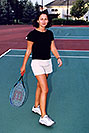 /images/133/2004-08-tennis-ola-v.jpg - #01984: Ola playing tennis … August 2004 -- Lakewood, Colorado