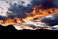 /images/133/2004-08-wyo-night.jpg - #02016: sunset over Wind River Canyon … August 2004 -- Wind River Canyon, Wyoming
