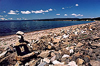 /images/133/2004-08-yello-lake7.jpg - #02072: Yellowstone Lake … August 2004 -- Yellowstone, Wyoming