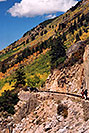 /images/133/2004-09-indep-road3-v.jpg - #02117: road heading to Aspen from Independence Pass … Sept 2004 -- Independence Pass, Colorado