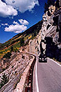 /images/133/2004-09-indep-road4-v.jpg - #02117: car heading from Aspen to Independence Pass … Sept 2004 -- Independence Pass, Colorado