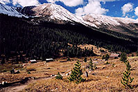 /images/133/2004-09-indep-town1.jpg - #02121: Ghost town of Independence … Sept 2004 -- Independence Pass, Colorado
