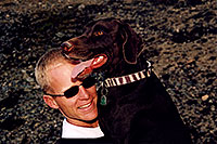 /images/133/2004-09-loveland-dogs4.jpg - #02139: Labrador Retrievers at Loveland Pass … Sept 2004 -- Loveland Pass, Colorado