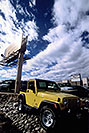/images/133/2004-10-cent-lithia-jeep01-v.jpg - #02240: yellow Jeep Wrangler at Lithia Centennial Jeep … Oct 2004 -- Arapahoe Rd, Centennial, Colorado