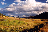 /images/133/2004-10-crested-evening5.jpg - #02277: evening in Crested Butte, looking south … Oct 2004 -- Crested Butte, Colorado