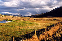 /images/133/2004-10-crested-evening8.jpg - #02280: evening in Crested Butte, looking south … Oct 2004 -- Crested Butte, Colorado