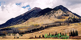 /images/133/2004-10-crested-view2-pano.jpg - #02316: views along Gothic Road … Oct 2004 -- Crested Butte, Colorado