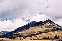/images/133/2004-10-crested-view2.jpg - #02313: views along Gothic Road … Oct 2004 -- Crested Butte, Colorado